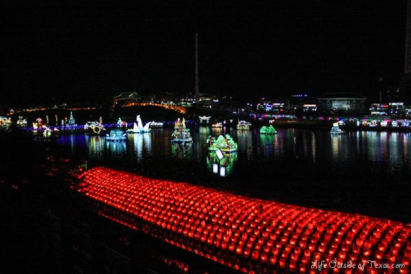 Jinju Lantern Festival October