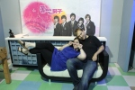 Locadio World - Posing in front of a Boys Before Flowers (my favorite K-drama) poster
