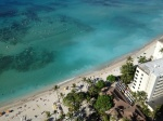 Hyatt Regency Waikiki beach view
