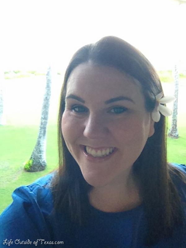 Grand Hyatt Kauai frangipanis