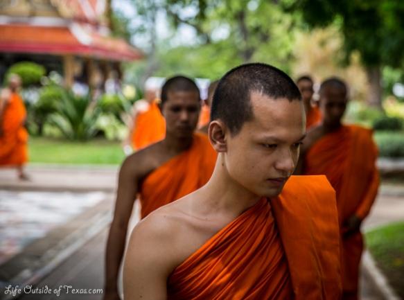 Buddhist Monk Phuket Thailand