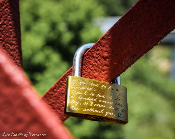 Love Lock quote