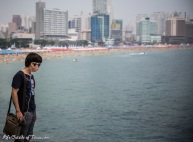 Men of Haeundae Beach