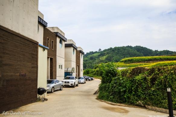 Hi Class Pension Namhae Korea