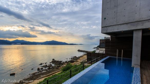Hi Class Pension, Namhae Island Review