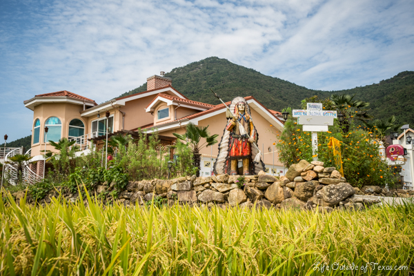 Namhae-gun South Korea  City pictures : We were the only foreigners there that day, but the village was really ...