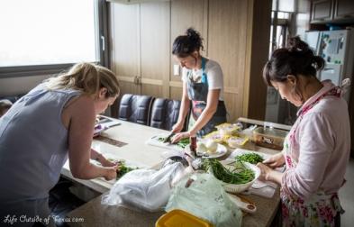 Ulsan cooking class