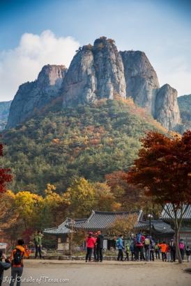 Juwangsan Korea