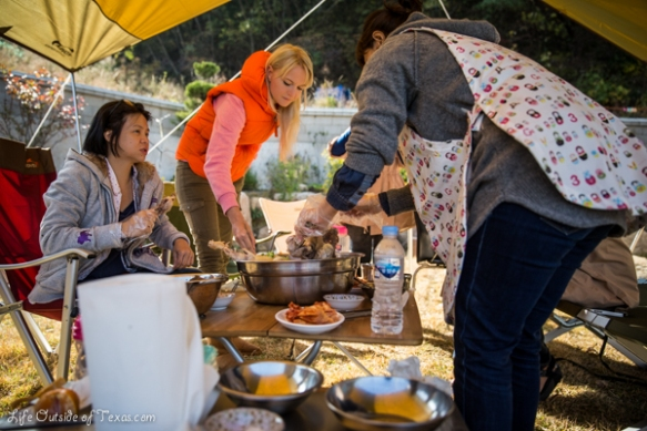 Ulsan Korean cooking class