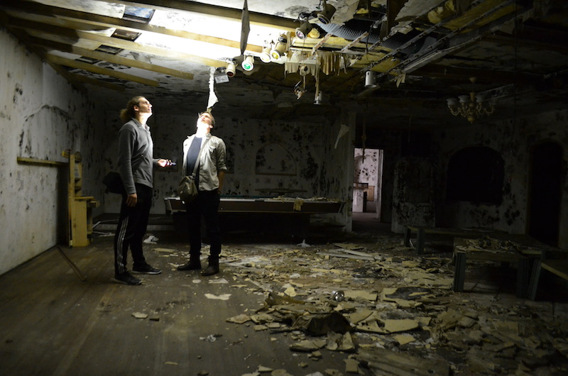 Alfa img showing gt abandoned buildings creepy place