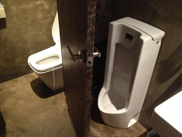 Toilet in Korea