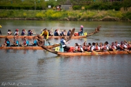 Dragon Boat Races at the Ulsan Whale Festival