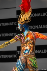 Daegu Bodypainting Festival Turns Nearly Nude Models Into Exquisite Works Of Art Life Outside Of Texas