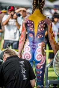 Daegu Bodypainting Festival | LifeOutsideOfTexas.com