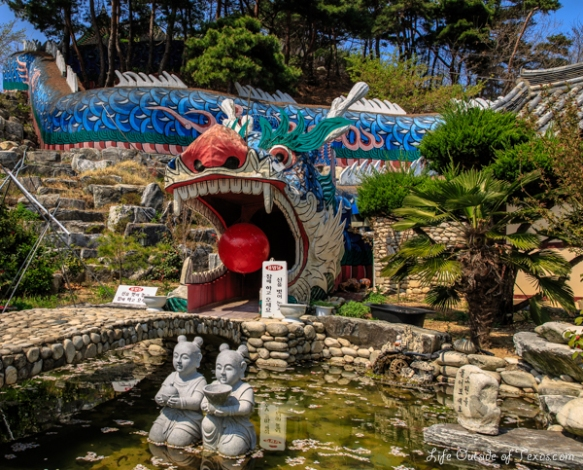 Daewonsa, The Dragon Temple in Pohang