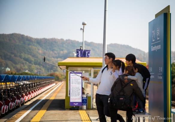Exploring Beautiful Gangwon Province by Rail Bike