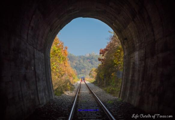 Exploring Beautiful Gangwon Province by Rail Bike