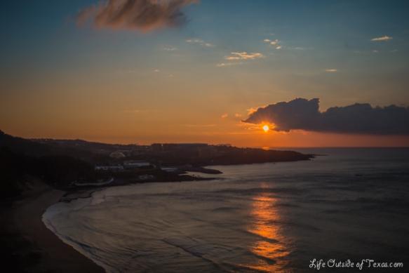 Jeju Island Sunrise - Hyatt Regency Seogwipo